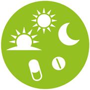 Dosage of modafinil